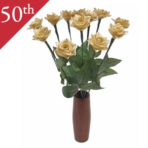 50th Anniversary: Gold