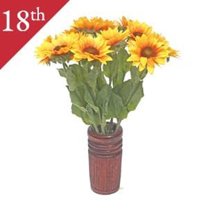 18th Anniversary: Sunflower
